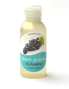 Hookah syrup Shishasyrup Black Grapes 100ml