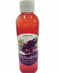 Hookah syrup Shishasyrup Grape Berry 100ml