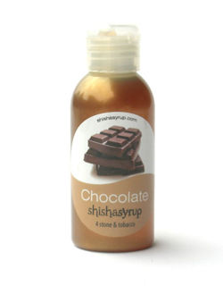 SHISHASYRUP CHOCOLATE 100ML