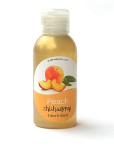 Melasa ShishaSyrup Peach 100ml