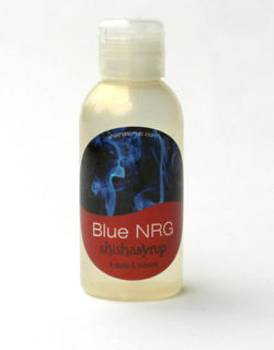 Melasa ShishaSyrup Blue NRG Drink 100ml