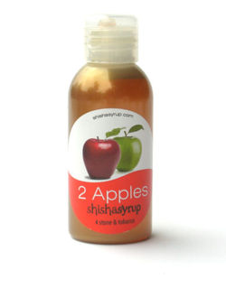 Melasa ShishaSyrup Two Apples 100ml
