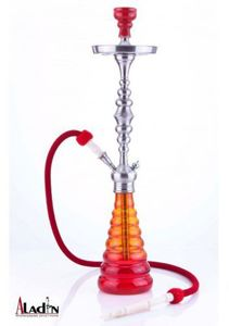 Hookah Aladin New York Orange 77cm