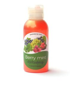 Molasses ShishaSyrup Berry Mint 100ml