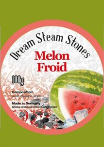 Kamyczki Dream Stones Melon Froid 100g